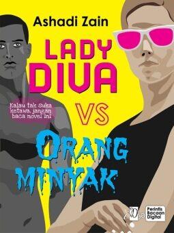 Lady Diva vs Orang Minyak (eBook)