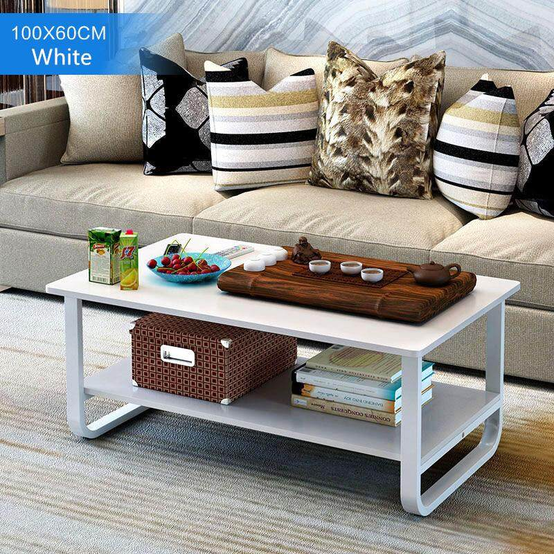 Modern Wood Coffee Table Living Room Home Office Hotel Tea Tables Drawing Room Bedroom Study Desk DIY