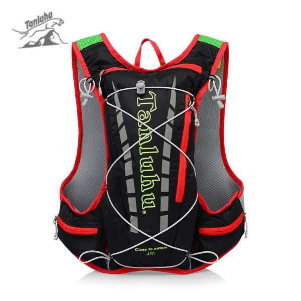 Ruisen Tanluhu 679 15L Outdoor Backpack Hydration Pack for Running Riding