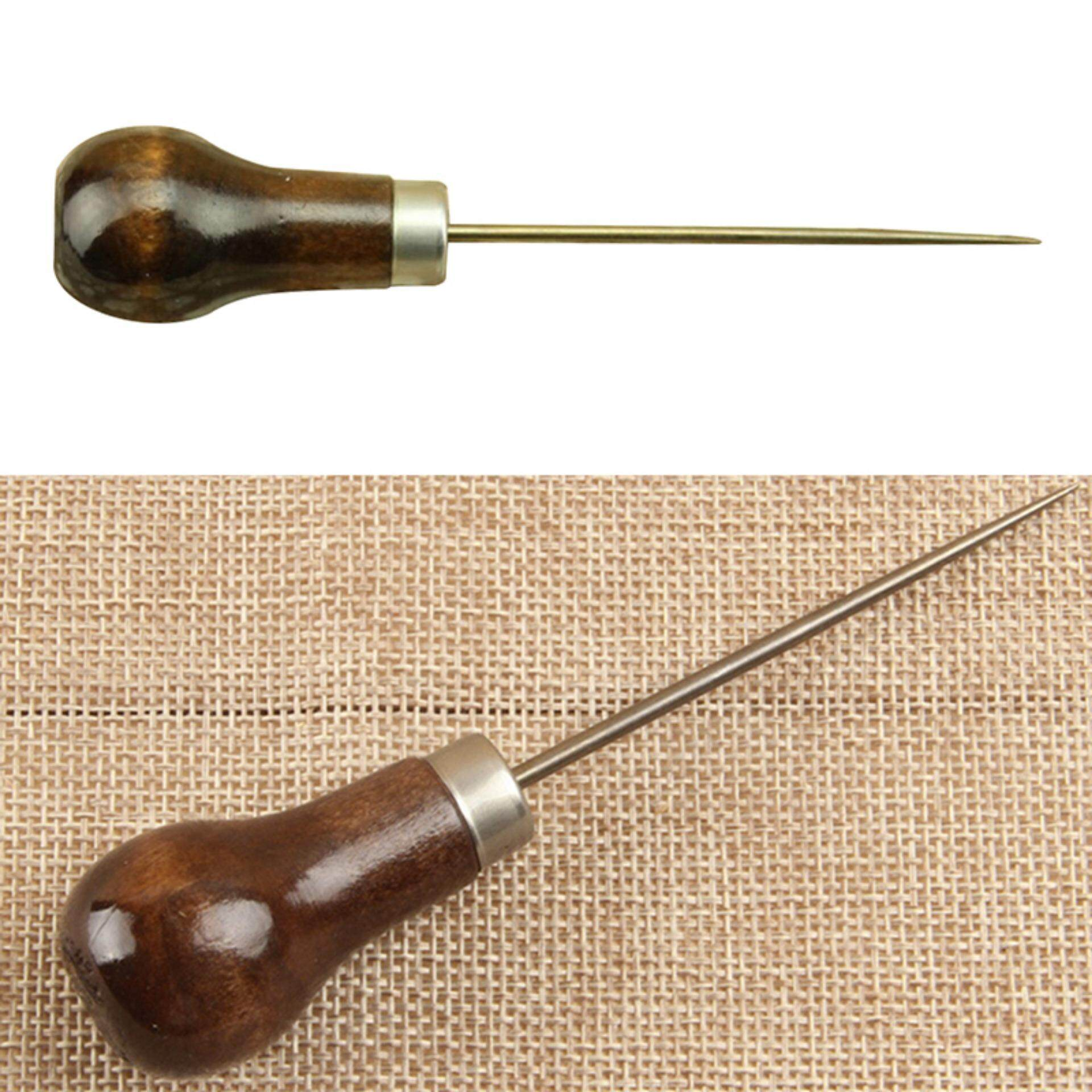 Canvas Leather Tent Sewing Awl Hand Stitcher Stiching Leather Craft Needle Tool