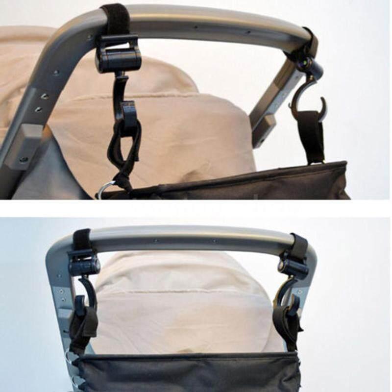 ดีจริง ถูกจริง Unbranded/Generic อุปกรณ์เสริมรถเข็นเด็ก Ishowmall 2 ชิ้นรถเข็นเด็กทารกรถเข็นเด็กตัวแขวนติดผนังตะขอ - INTL ถูกที่สุด