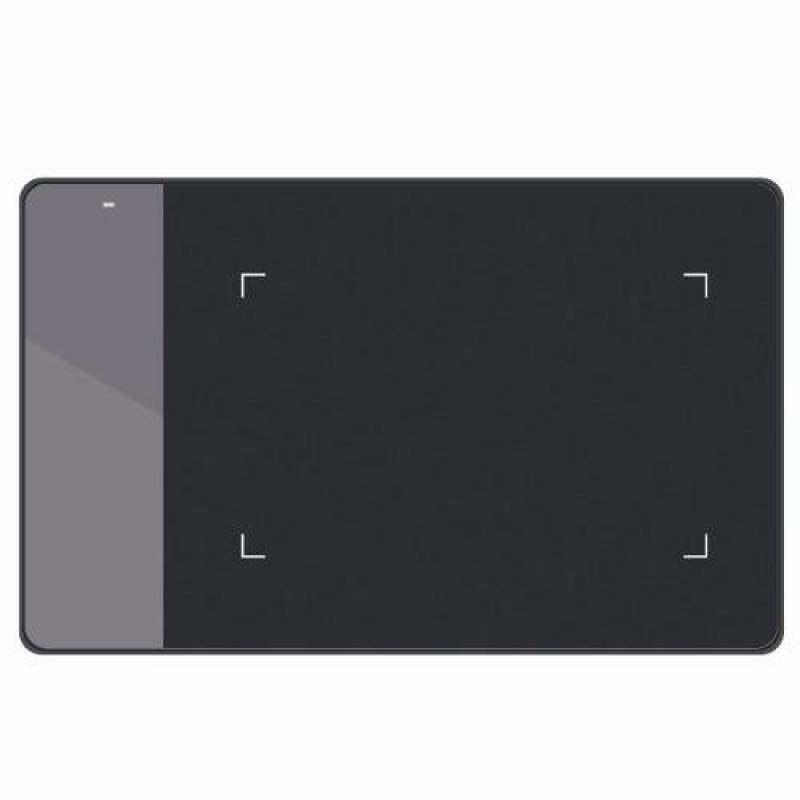 Smartpro Huion 420 Hitam Osu Tablet Gambar Grafis Pena Tablet Alas Khas