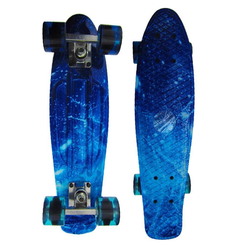 New For Penny Style Retro Skateboards Mini Board Complete 22 image