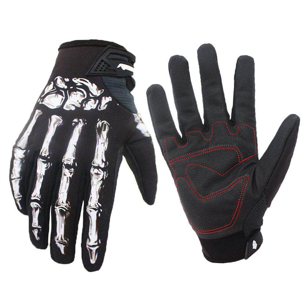 Winter Full Finger Cycling Gloves Outdoor Sports Bicycle Windproof Waterproof Touchable Glove