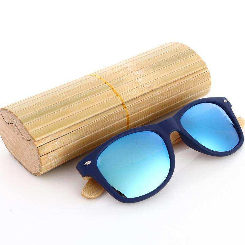 9133623c70c Ezreal Polarized Zebra Wood Sunglasses Men Women Hand Made Vintage Wooden  Frame Male Driving Sun Glasses