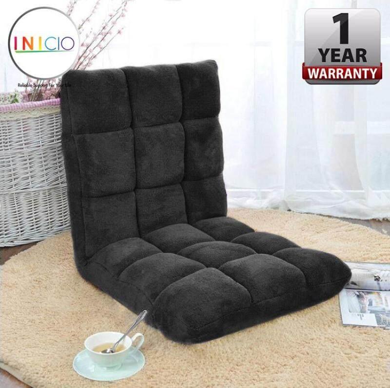 INICIO : CRADENT Foldable Futon Short Sofa Chair