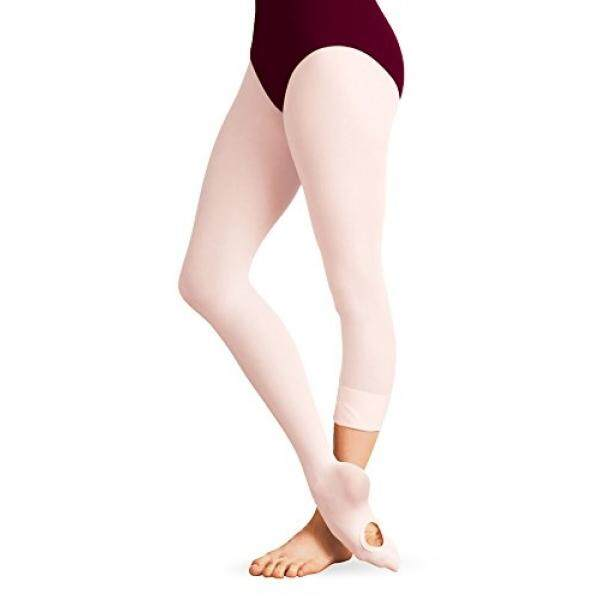 Body Wrappers C31 Girls totalSTRETCH Convertible Tights