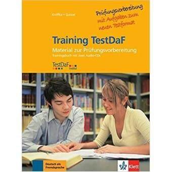 Training Testdaf, Trainingsb.+Cd