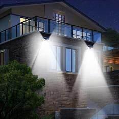 24 ĐÈN LED Năng Lượng Mặt Trời Chống Nước Hiện Đại Cảm Biến Chuyển Động Đèn cho Sân Sân Vườn Con Đường Nhà Driveway