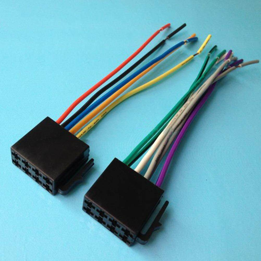 Wiring Harness Kit For Car Stereo