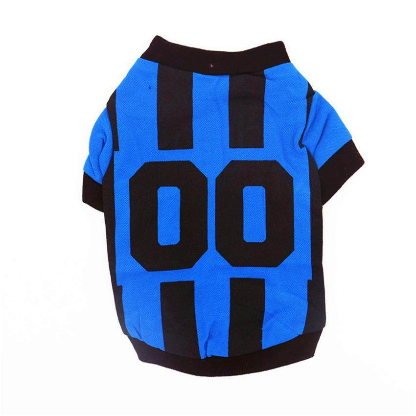 6dbc8506e World Cup Soccer Jersey For Dog Cool Spring Summer Breathable Dogs Cat Vests  Puppy Outdoor Sportswear Football Clothes For Pet