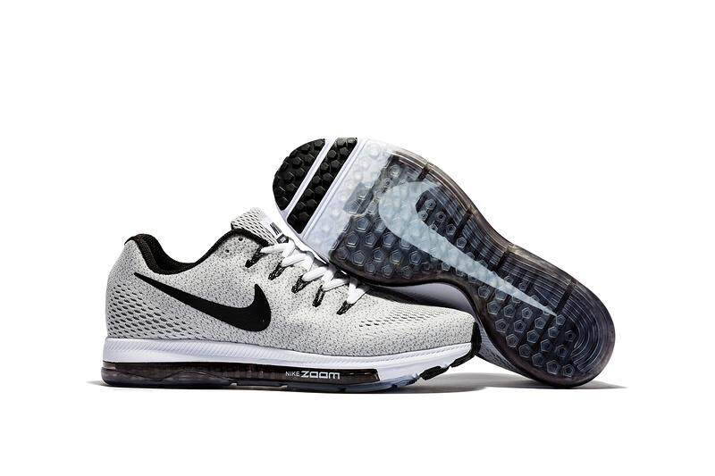 Nike Men s Zoom All Out Low Running Sneakers Fashion Casual Sport Shoes  (Black Grey 7ad30964e9