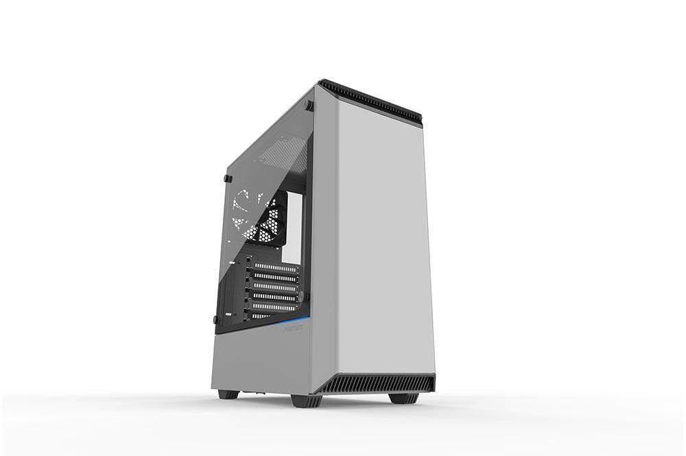 # PHANTEKS ECLIPSE P300 TEMPERED GLASS # Black | Black+Red | Black+White | White image on snachetto.com