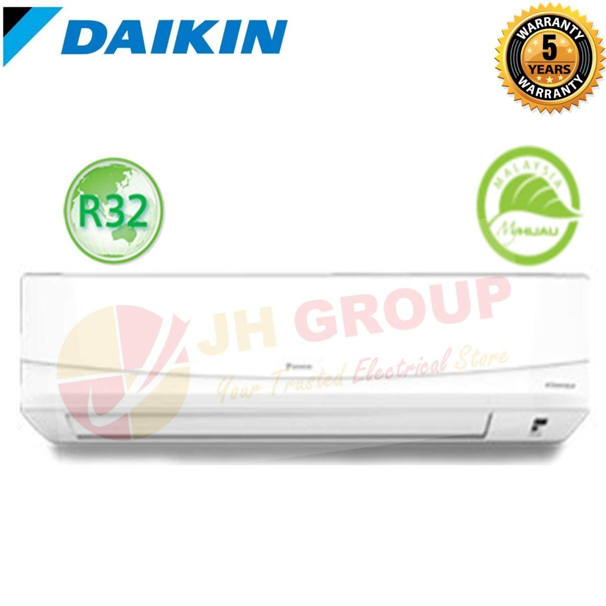 DAIKIN FTKG28Q/RKG28F 1.0 HP INVERTER AIR CONDITIONER
