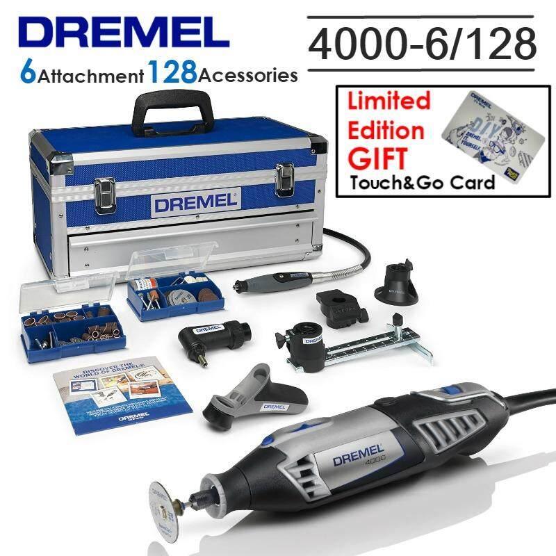 new dremel 4000 6 128 high performance multi tools 6 month warranty lazada. Black Bedroom Furniture Sets. Home Design Ideas