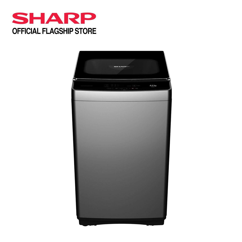 SHARP 8kg Steel Tub Washing Machine ESX858