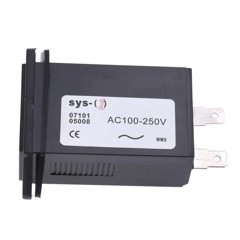 AC100-250V Electromechanical Hour Meter Counter