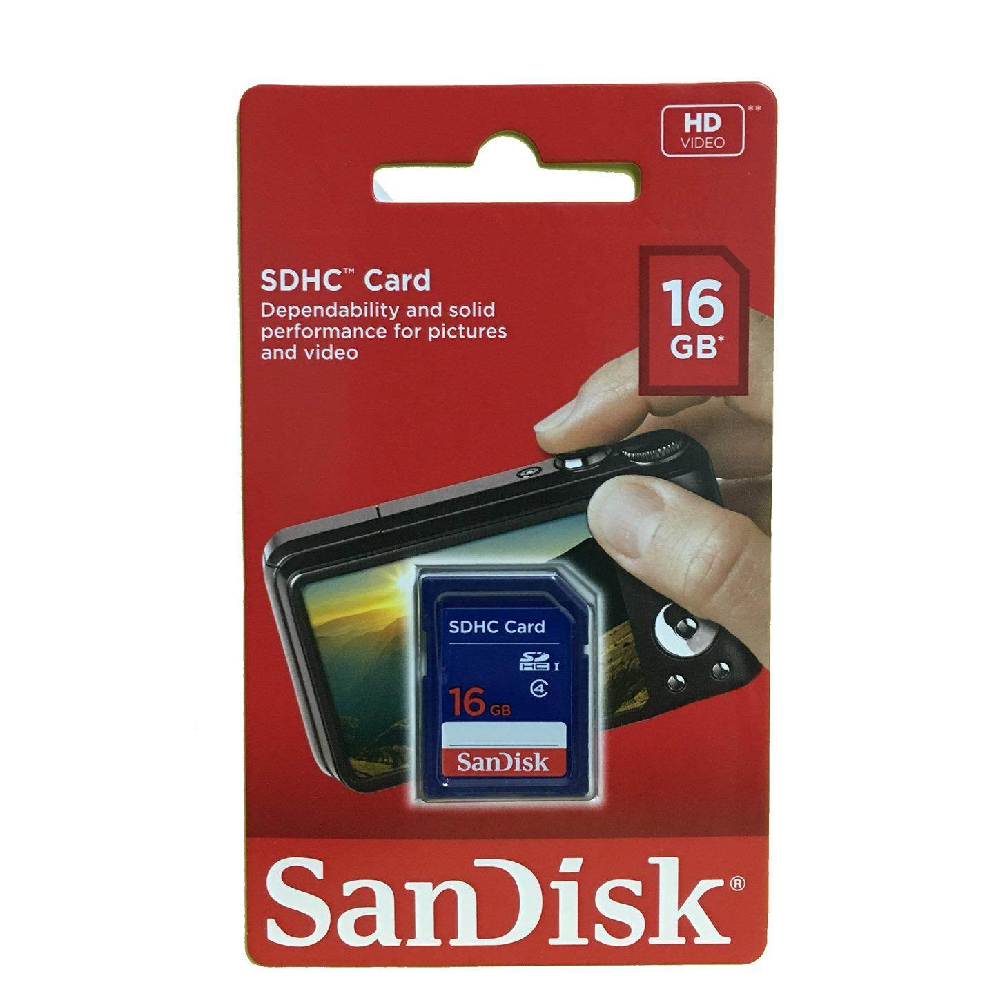 Sandisk Sdhc Card 16gb Price Online In Malaysia October Sdsqunc 064g Gn6ma Microsd Ultra 80mb S 64gb Product