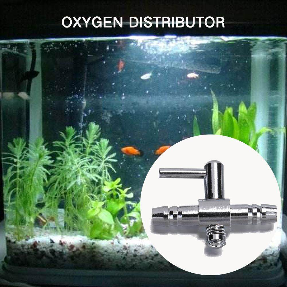 Aquarium Manifold Air Flow ตัวแยกปั๊ม Handy LEVER Switch_x001f _ วาล์ว Home - INTL