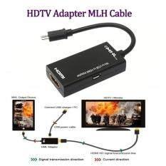Dewin Micro USB sang HDMI TIVI Ra HDTV MHL Cáp cho Điện Thoại