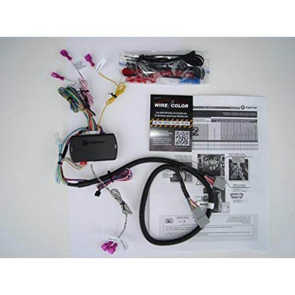 Factory OEM Remote Activated Plug and Play Remote Start Kit for 2013-2015 RAM TRUCK GAS OR DIESEL
