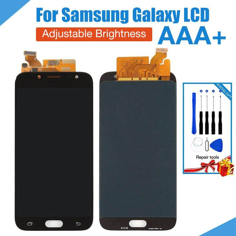 LCD Display For SAMSUNG Galaxy J7 Pro LCD Display Touch Screen J730 J730F Replacement Brightness Adjustable