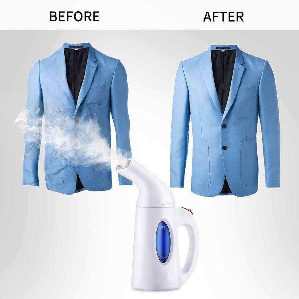 huyia Steam Ironing Handheld Dry Cleaning Brush Clothes Travel Garment Steamers Tools - intl