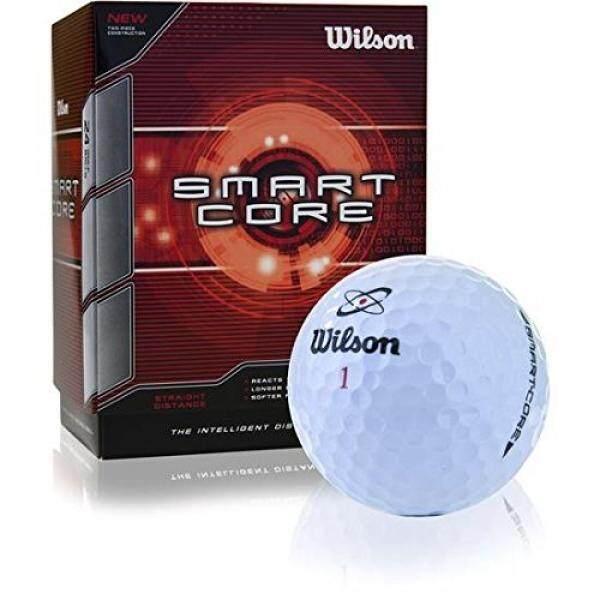 Wilson Pintar Inti Golf Bola-Paket dari 24 (Putih)-Internasional 0f71492d0bb36