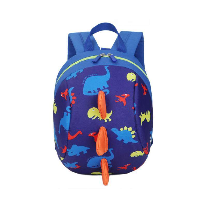 5261bdd4df21 Boys Girls Backpack Top Quality Baby Shoulder Bag Unisex Kids Dinosaur  Pattern Animals Toddler School Bag Gift Mochila 17Aug8