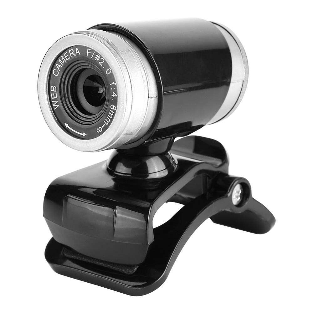 Qianmei Clip-on HD 360 Degree USB 12 Megapixel HD Webcam Web Camera with Microphone