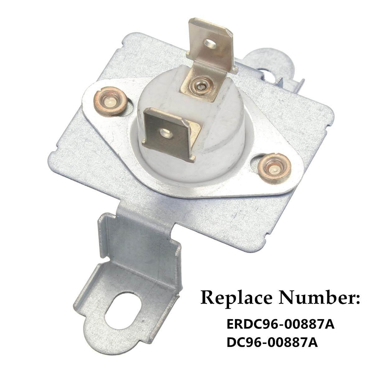 Aftermarket Baru ERDC96-00887A, DC96-00887A Pengering Thermostat
