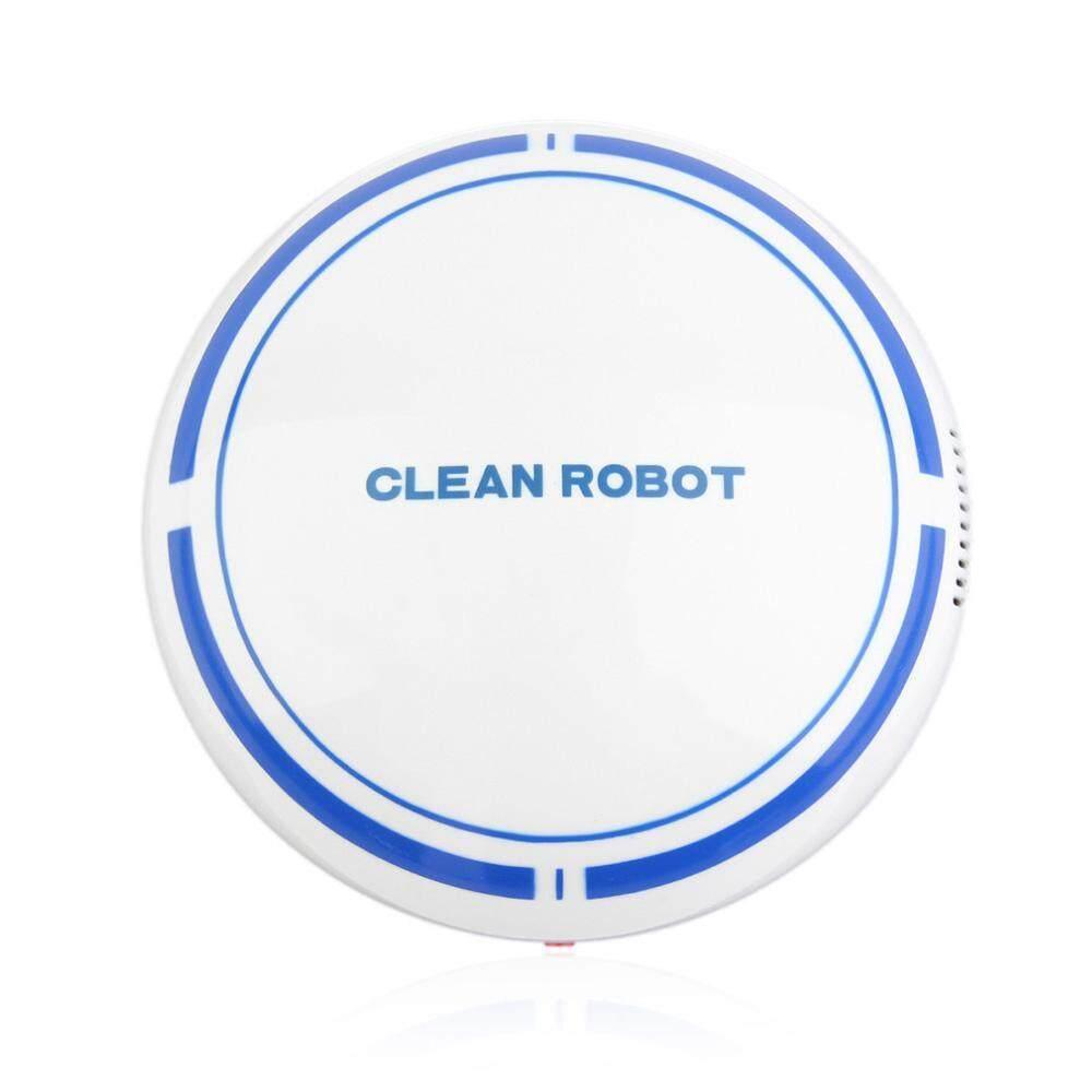 OnLook MINI หุ่นยนต์กวาดบ้าน ชาร์จ/แบตเตอรี่หุ่นยนต์ดูดฝุ่นทำความสะอาดที่แข็งแกร่งดูด Max Power ดูดสำหรับพื้นแข็งและ LOW พรมม้วนเก็บได้