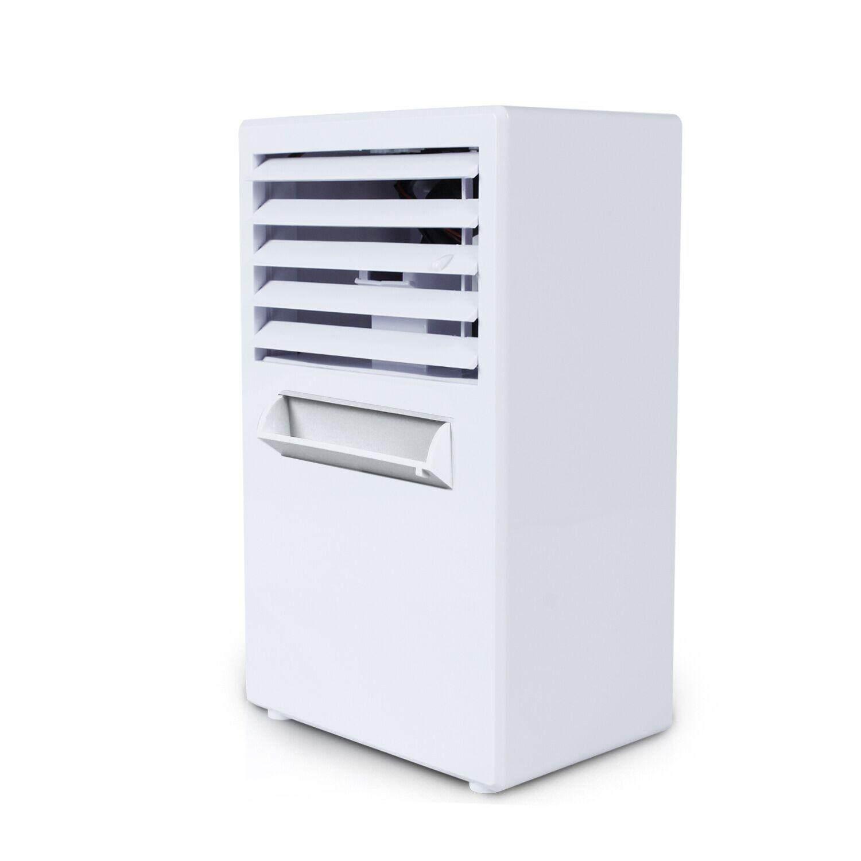 Mini Air Conditioning Fan Single Cooling Household Office Desktop Mini Mini Giant Fan Cooling Fan Humidifier