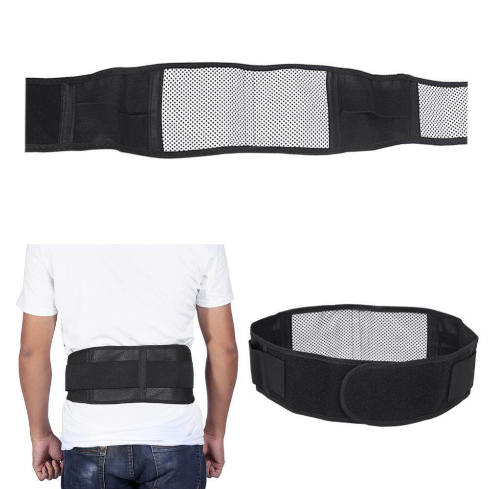 Self-heating Thermal Magnetic Heat Waist Belt Pain Relief Lower Back Lumbar Therapy Support