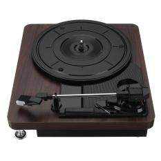 Retro Vinyl Record Player Stereo Turntable Vintage Vinyl record player Classic