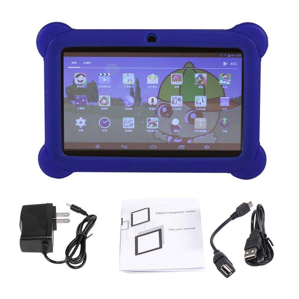 Hot Sales 7 inch Screen Children Tablets 2G+16G A33 Quad Core for Android 4.4 Tablet PC