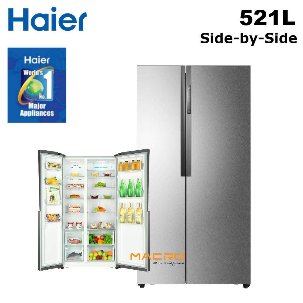 Haier HRF-521DM6 Side-by-side Refrigerator 521L Fridge