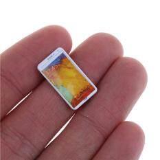 Mô hình điện thoại cho búp bê tỉ lệ 1/12, phong cách dễ thương – INTL