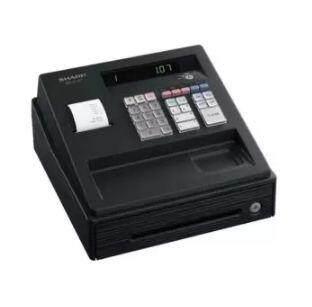 Cash Register Sharp XE-A107 Black*