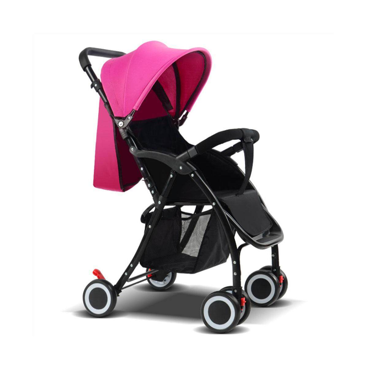 คูปอง ส่วนลด เมื่อซื้อ Unbranded/Generic รถเข็นเด็กแบบนอน น้ำหนักเบารถเข็นเด็กทารกและ Bassinet ทารกแรกเกิดพับรถเข็นเด็ก Trave - นานาชาติ ร้านที่เชื่อถือมากที่สุด