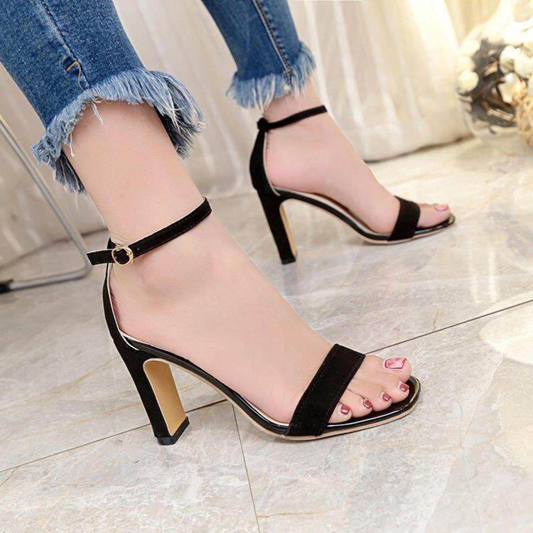 Female Summer New Style Flounced Sandals By Slk1 Shoes Mall.