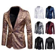 New fashion men casual cashew jacket