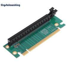 PCI-E Express 16X 90 Degree Adapter Riser Card for 2U Computer Chassis – intl