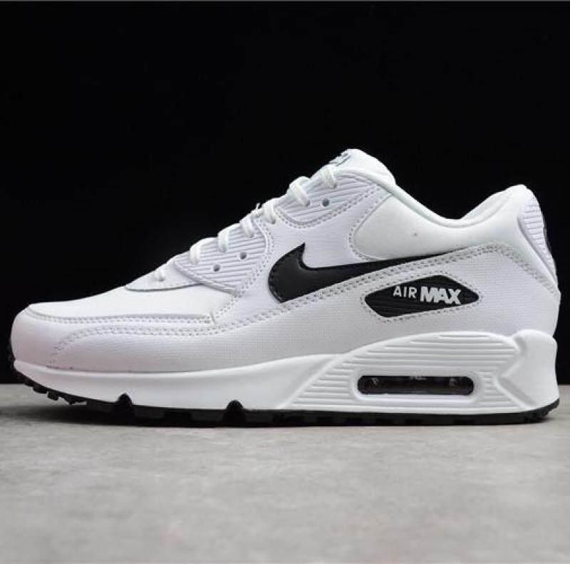 eb6adf1944 Original Nike Air Max 90 Men's And Women's Nike Running Shoes ( White ...