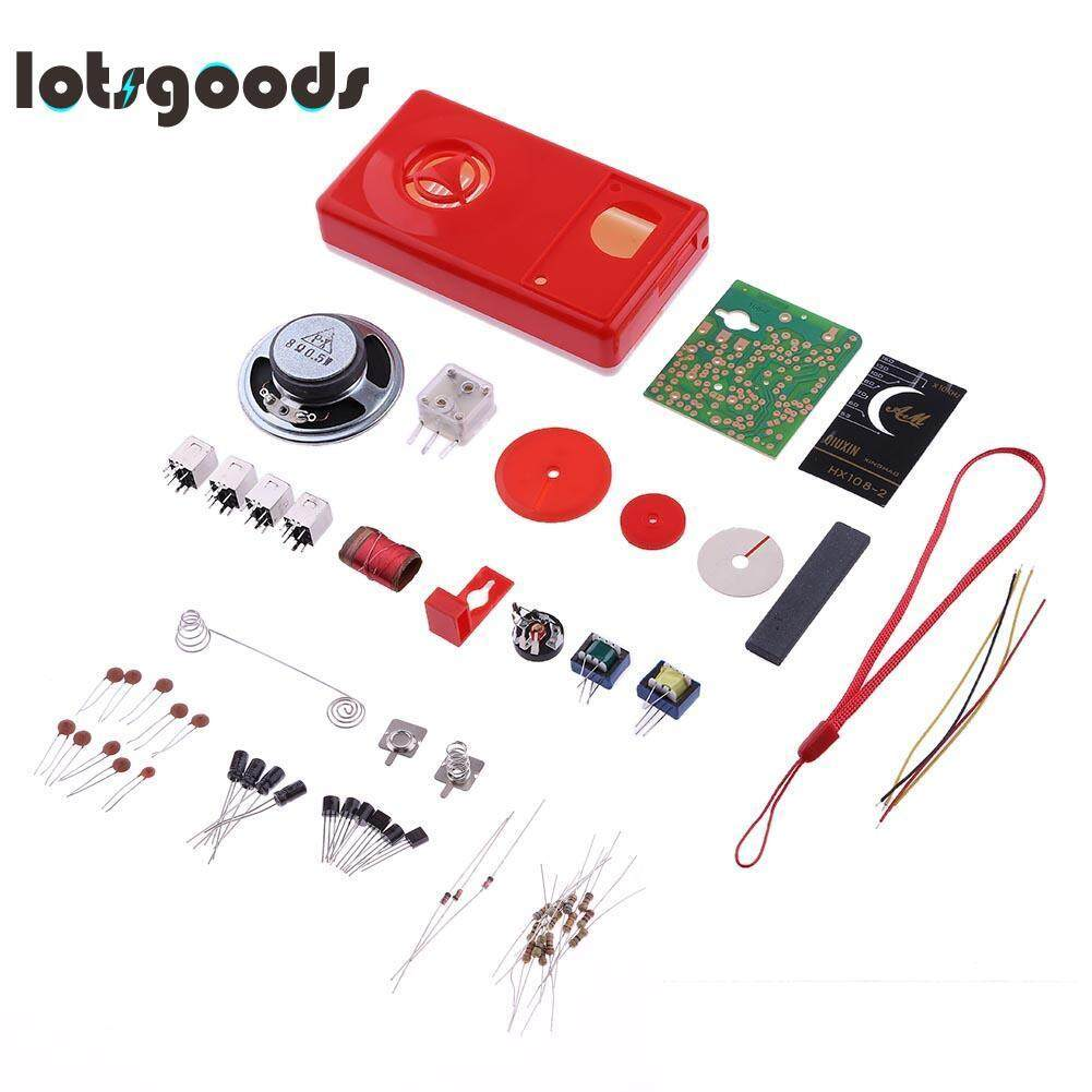 HX108-2 7 Tube AM Radio 525-1605kHz 100MW Electronic DIY Kit Learning Set - intl