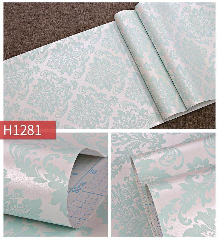 2034 H1281 GRED A PVC Wallpaper Sticker 45cm x 1000cm