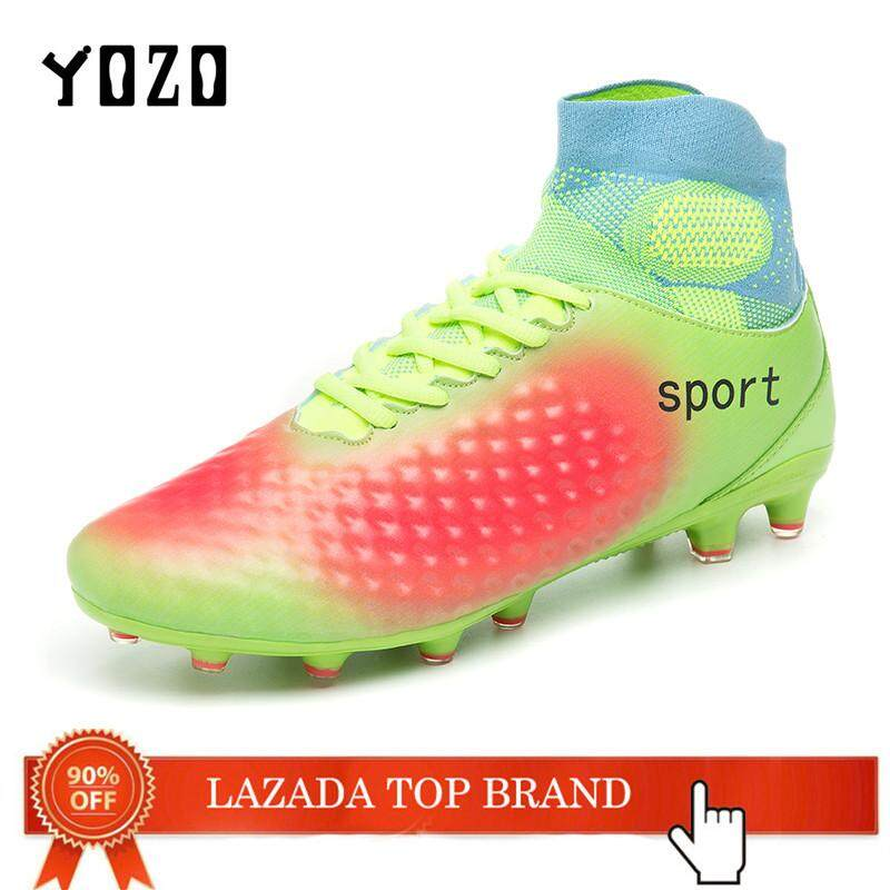 YOZO Soccer Shoes Lover Football Outdoor Soccer Shoes Football Boots Original Soccer Cleats Spikes Professional Training Shoes