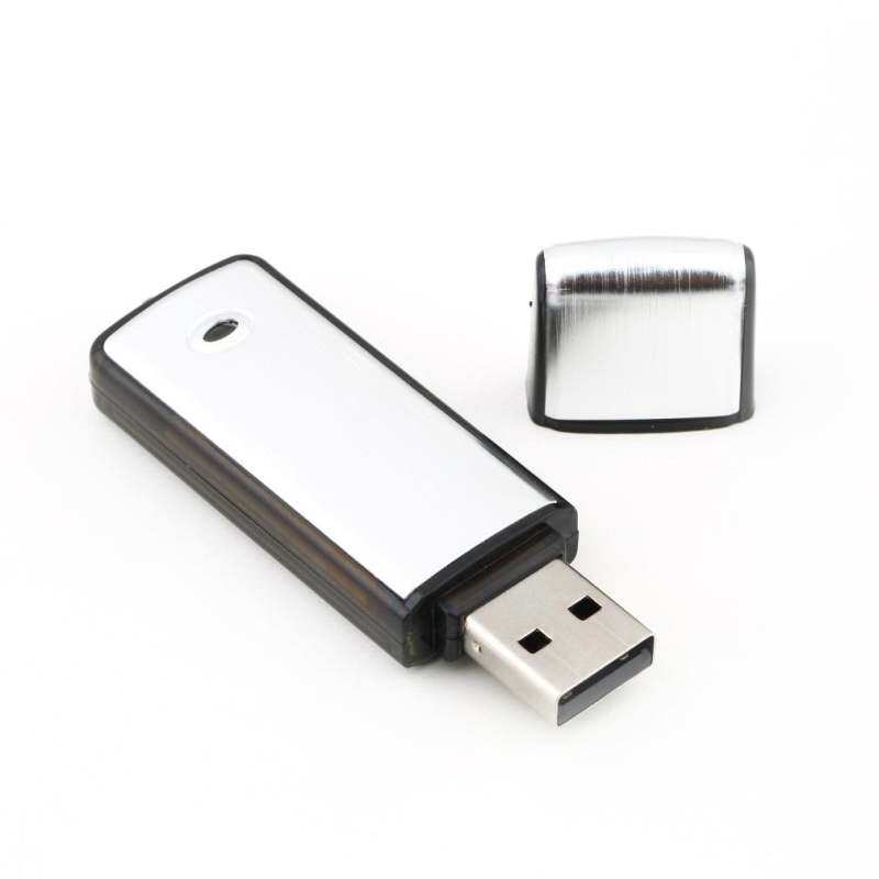 Beau New 2In1 8Gb Digital Audio Voice Recorder Pen Usb Flash Memory Drive Disk