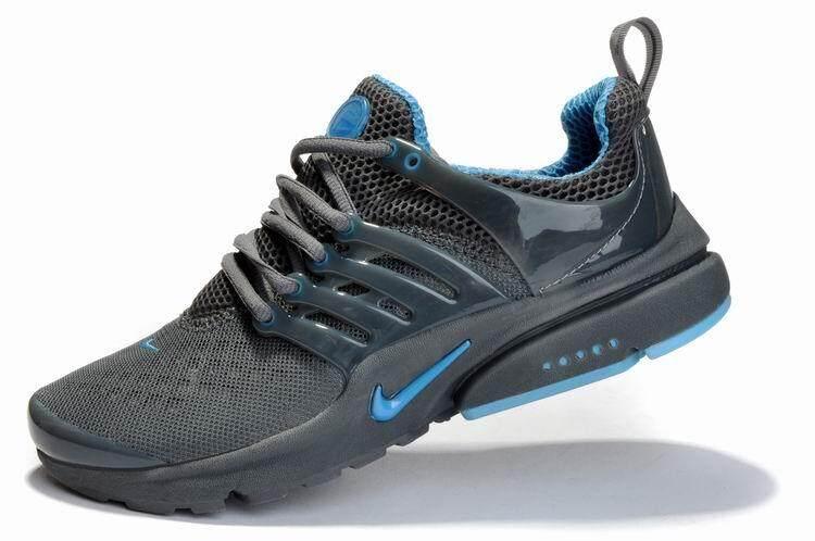9c87ac4904 Nike Men s Air Presto Running Shoe Lightweight Sneakers (Black Blue)