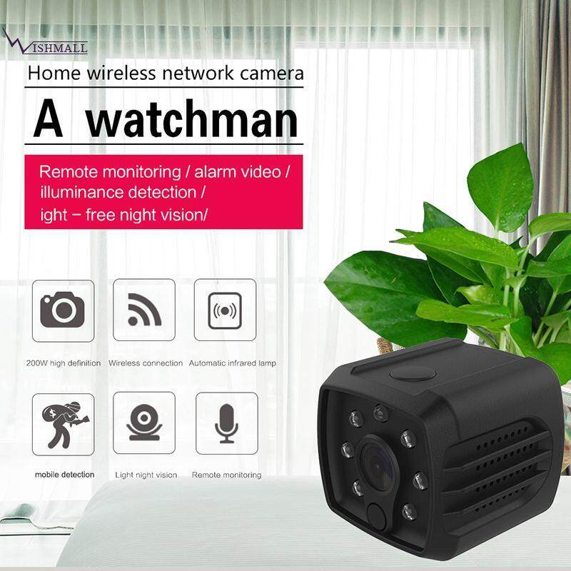 Wishmall WiFi Mini DV WiFi Mini Camera WiFi Micro Camera IP Remote Connection